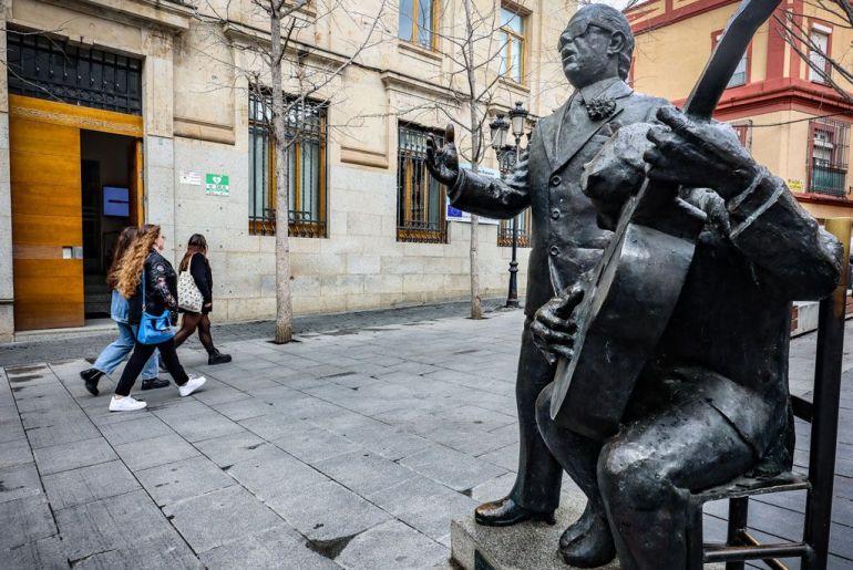 flamenco extremeño