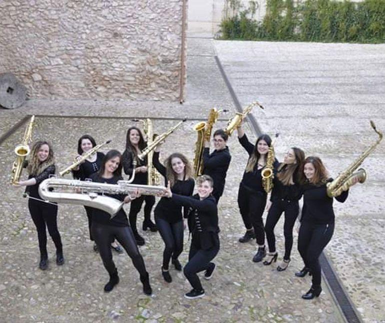 Ensemble Músax