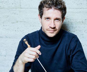 Andrés Salado, nuevo director de la Orquesta de Extremadura a partir de 2021