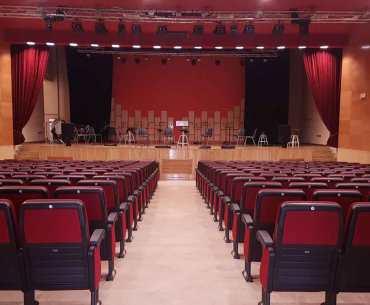 En el corazón de la Red de Teatros de Extremadura