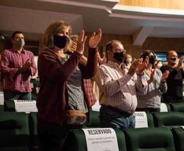 El año que dejó una Ley de las Artes Escénicas en Extremadura