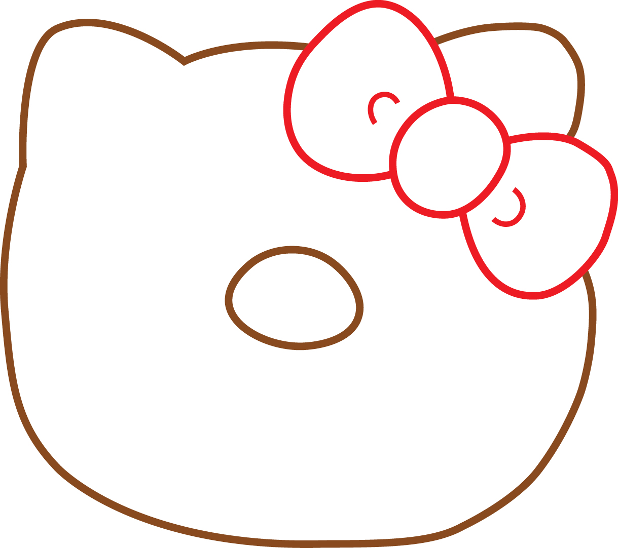 Design A Hello Kitty Jumbo Donut Squishy