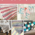 15 Free Easy Crochet Baby Blanket Patterns Perfect For Beginners Cream Of The Crop Crochet