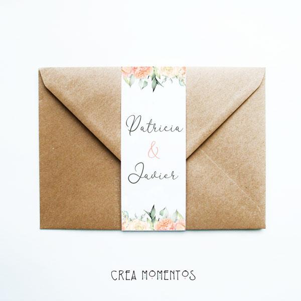 boda-invitacion-flores-dulces-sobre