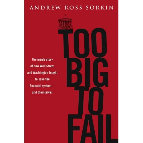 Book Review: Too Big To Fail