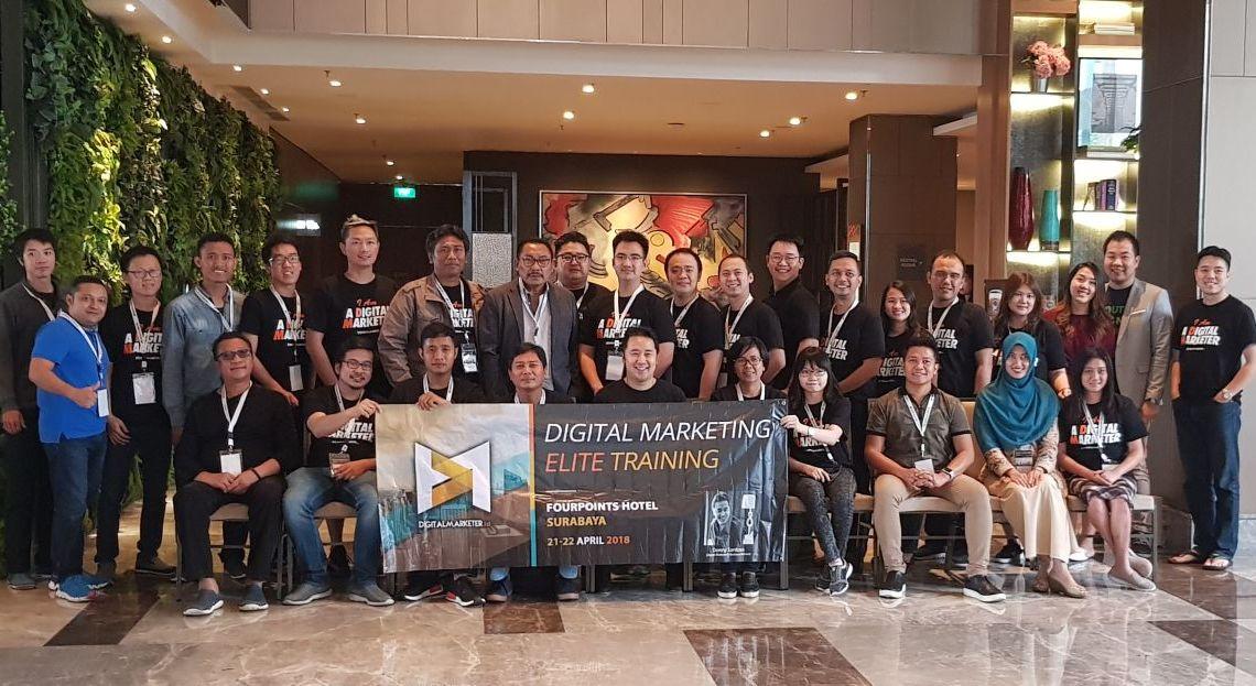 Belajar Digital Marketing – DM Elite Training Workshop