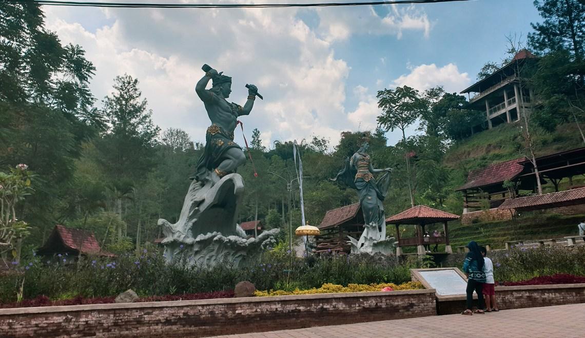 Berlibur ke Dago Dream Park yang Kekinian
