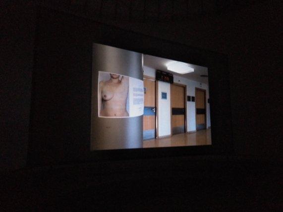 Mara León, una de las 48 fotógrafas que tienen su obra expuesta en la cúpula de la sala