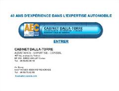 AEC, cabinet d'expertise auto