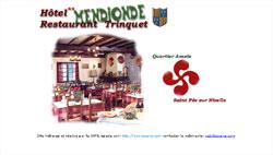 Hôtel du Trinquet Mendionde à Saint Pée sur Nivelle