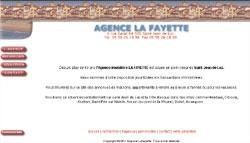 Agence Immobilière Lafayette à Saint Jean de Luz