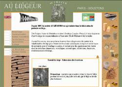 Au Liégeur, spécialiste dans la fabrication de produits en liège (bouchons, isolation, ...) à Soustons dans les Landes