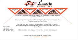 Agence Lacoste Immobilier