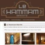 Dans la tradition millénaire des bains orientaux, Le Hammam de Biarritz est un hammam traditionnel et collectif.