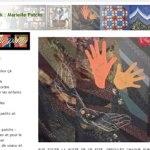 Une passionnée d'art textile vous expose ses créations de patchwork