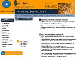 Spirit Info, centre informatique.