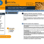 Spirit Info, centre informatique.