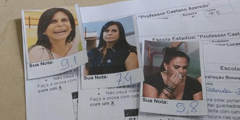 Cette prof attribue des memes aux notes de ses élèves