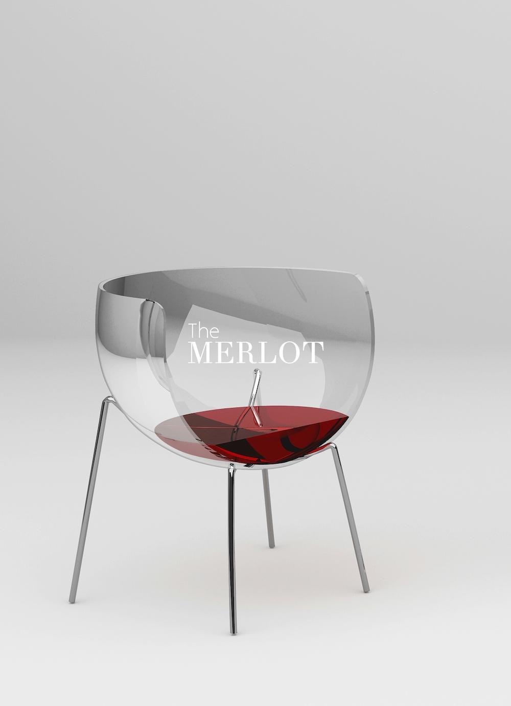 MerlotLes Design L'apparence D'un Chaises The Qui Reproduisent CdBxoer