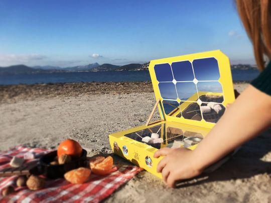 Laboratoire de cuisson SunLab Solar Brother
