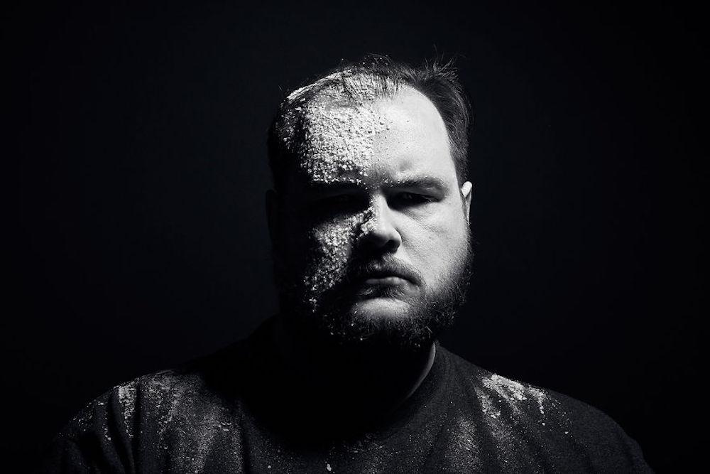 Erik Marcinkowski Junk Food Photo Autoportrait