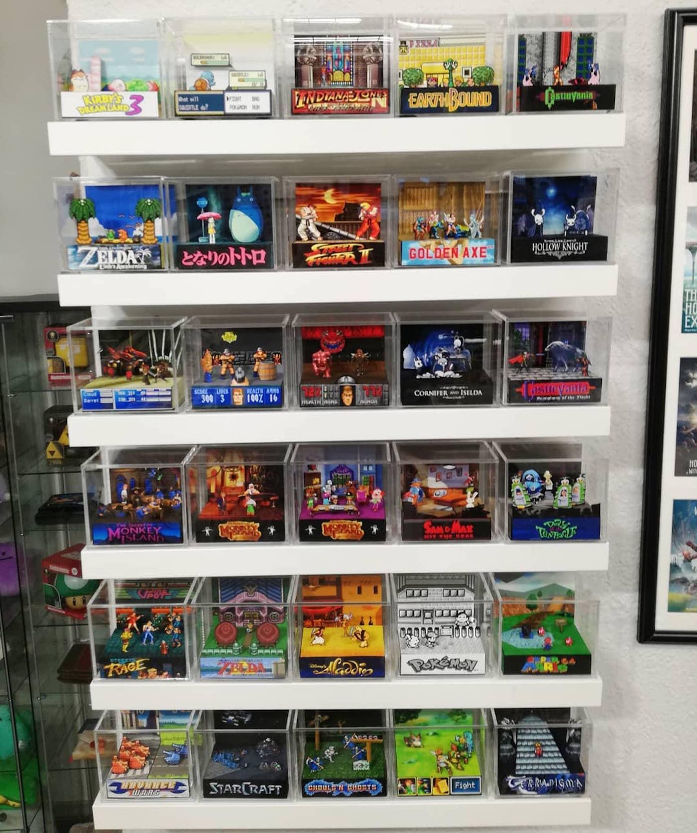 Les merveilles de ARTSMD Arts-md-diorama-cubes-jeux-retro-gameboy-5