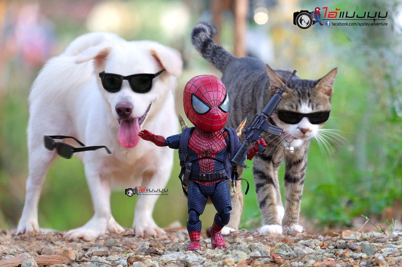 https://i0.wp.com/creapills.com/wp-content/uploads/2019/11/figurine-spiderman-chat-10.jpg?w=1400&ssl=1