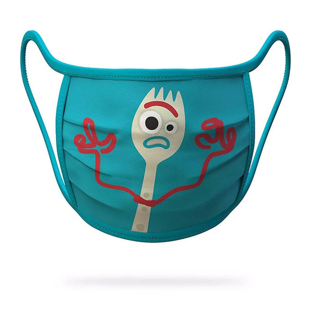 Disney dévoile des masques avec vos personnages préférés