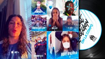 L'OM dévoile une musique en hommage à ceux qui luttent contre le coronavirus