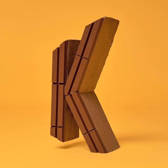 Le graphiste Jaime Sánchez a imaginé un alphabet des marques célèbres