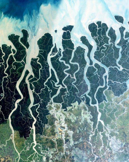 16 photos aériennes qui valorisent les sites classées au patrimoine mondiale de l'UNESCO