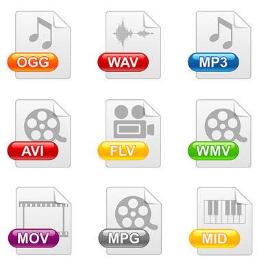Formatos de archivos de audio. Creapodcast E04