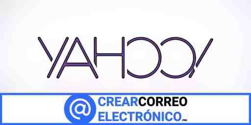 crear correo electrónico Yahoo