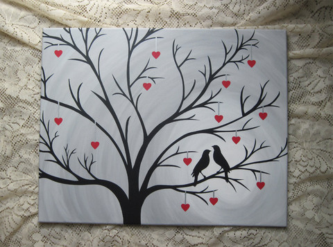 12 canvas painting ideas