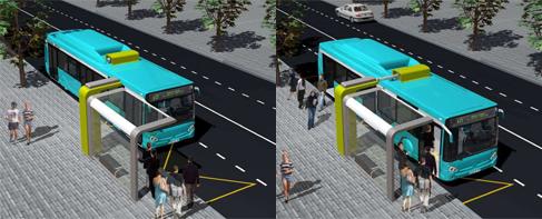 Le concept du bus Watt a été sélectionné par le fond démonstrateur pour les véhicules décarbonés