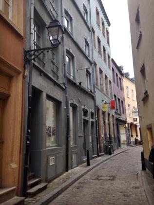A very cute street