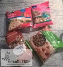 Möglichkeit 1 - Diverse Nüsse und Kerne wie Haselnüsse, Mandeln, Walnüsse oder Cashewkerne