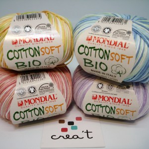 Cotton Soft Bio Stampe Mondial