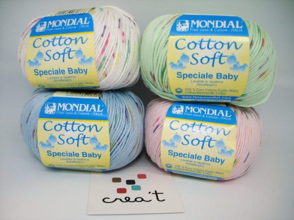 Cotton Soft Speciale Baby Mondial