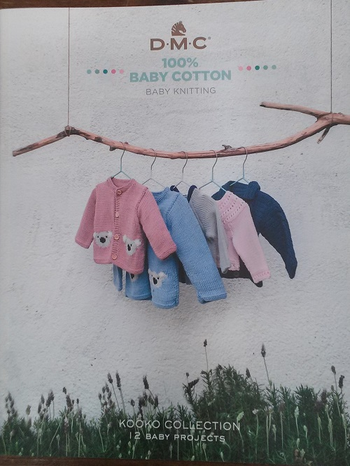 Baby cotton DMC