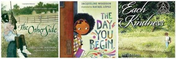 Jacqueline Woodson Books