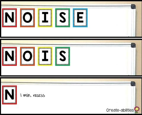 Noise Signs
