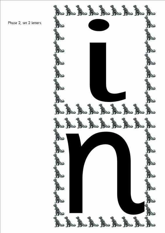 1 phase 2 letter sets 2