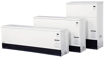 蓄熱式電気暖房機