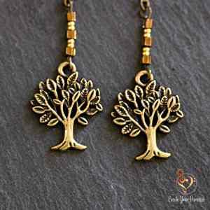 arbre de vie bronze
