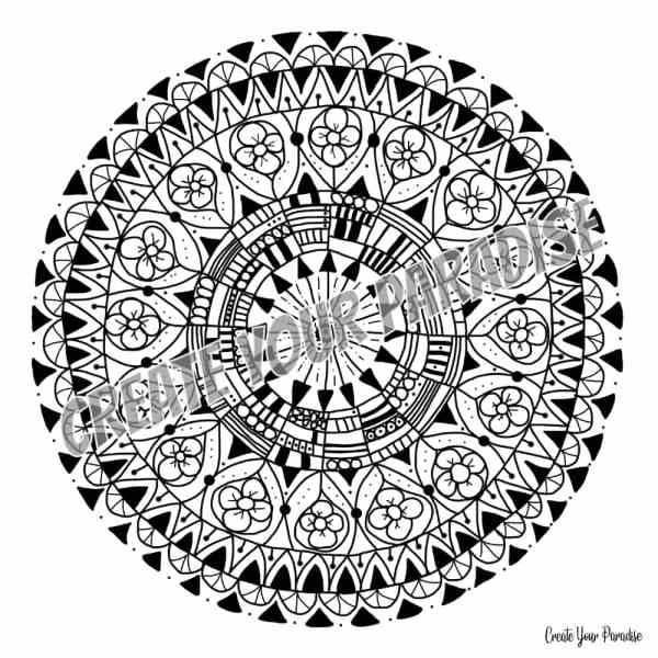 Mandala Seed