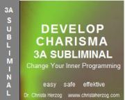 develop Charisma Subliminal