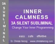 Inner Calmness 3A Silent Subliminal