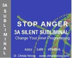 Stop Anger 3A Silent Subliminal