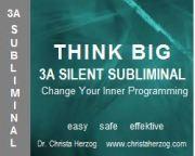 Think Big 3A Silent Subliminal